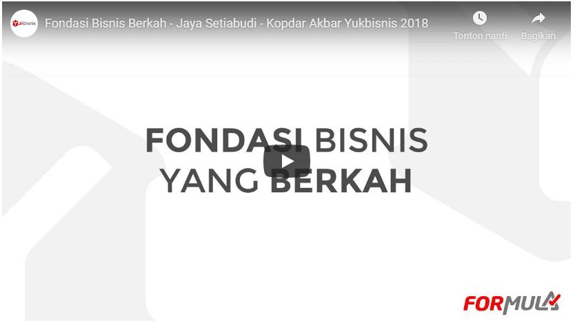 Review FormulaBisnis.id Tempatnya Belajar Bisnis Berkurikulum GRATIS