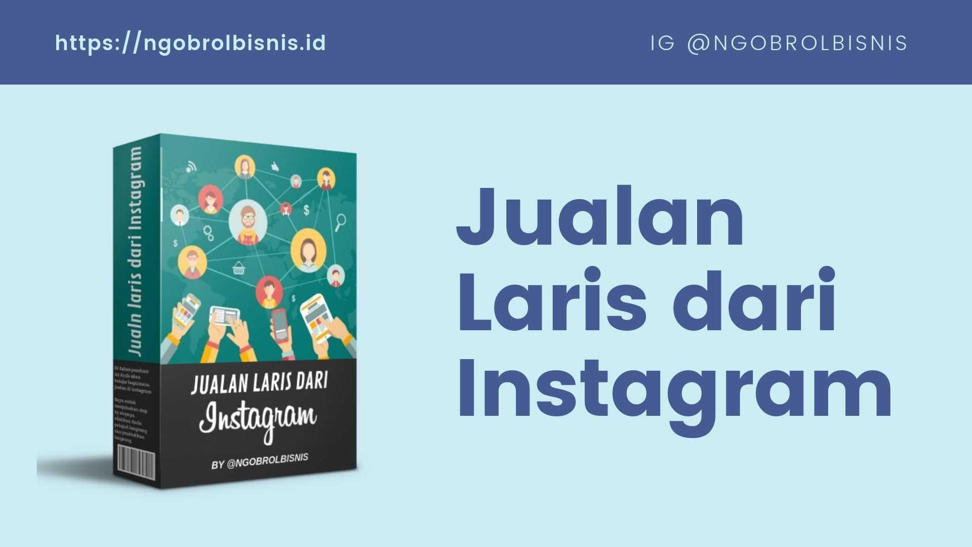 Jualan Laris dari Instagram (3)