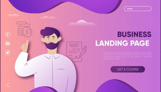 5 Manfaat Landing Page untuk Pertumbuhan Bisnis Anda